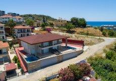 Villa with private pool in Alanya, Kargicak – 3