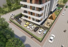 New project in the center of Mahmutlar, Alanya – 4