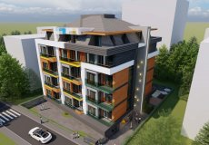 New project in the center of Alanya – 2