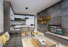 New project in the center of Alanya – 20