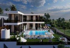 Luxury villa project in Alanya Kargicak – 1
