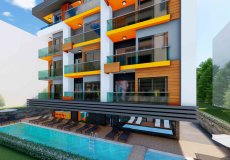 New project in the center of Alanya – 1