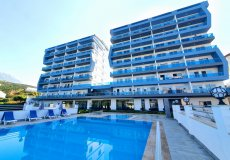 New apartment with sea views in Alanya, Mahmutlar – 1