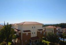 Villa in a residential complex with sea views in Alanya, Avsallar – 14