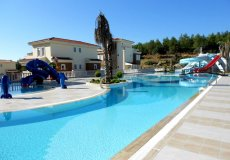 Villa in a residential complex with sea views in Alanya, Avsallar – 4