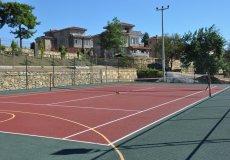 Villa in a residential complex with sea views in Alanya, Avsallar – 5