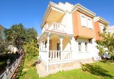 Villa in a residential complex with sea views in Alanya, Avsallar – 12