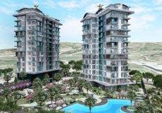 1+1, 2+1, 4+1, 5+1 development project in Mahmutlar, Alanya, Turkey № 4622 – photo 1