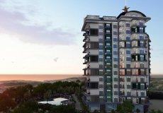 1+1, 2+1, 4+1, 5+1 development project in Mahmutlar, Alanya, Turkey № 4622 – photo 5