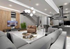 4+1 villa for sale, 226 m2, 400m from the sea in Avsallar, Alanya, Turkey № 4874 – photo 9