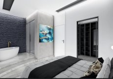 4+1 villa for sale, 226 m2, 400m from the sea in Avsallar, Alanya, Turkey № 4874 – photo 15