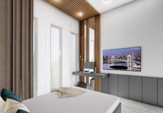 4+1 villa for sale, 226 m2, 400m from the sea in Avsallar, Alanya, Turkey № 4874 – photo 20
