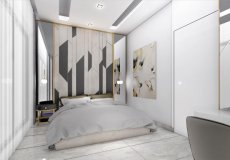 4+1 villa for sale, 226 m2, 400m from the sea in Avsallar, Alanya, Turkey № 4874 – photo 19