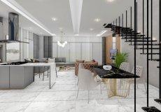 4+1 villa for sale, 226 m2, 400m from the sea in Avsallar, Alanya, Turkey № 4874 – photo 11