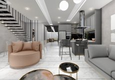 4+1 villa for sale, 226 m2, 400m from the sea in Avsallar, Alanya, Turkey № 4874 – photo 22