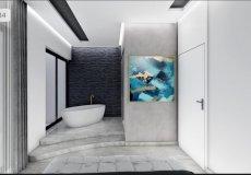4+1 villa for sale, 226 m2, 400m from the sea in Avsallar, Alanya, Turkey № 4874 – photo 13