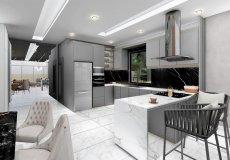 4+1 villa for sale, 226 m2, 400m from the sea in Avsallar, Alanya, Turkey № 4874 – photo 10