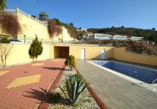 4+1 villa for sale, 300 m2, 3000m from the sea in Kargicak, Alanya, Turkey № 4882 – photo 12