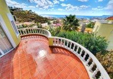 3+1 villa for sale, 200 m2, 1000m from the sea in Kargicak, Alanya, Turkey № 4933 – photo 17