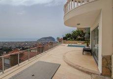 3+1 villa for sale, 148 кв.м. m2, 3500m from the sea in Tepe, Alanya, Turkey № 4943 – photo 3