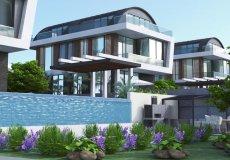 6+1 villa for sale, 315 m2, 3000m from the sea in Kargicak, Alanya, Turkey № 4945 – photo 4