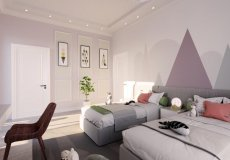 6+1 villa for sale, 315 m2, 3000m from the sea in Kargicak, Alanya, Turkey № 4945 – photo 22