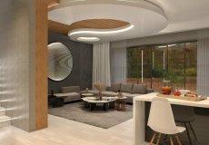 6+1 villa for sale, 315 m2, 3000m from the sea in Kargicak, Alanya, Turkey № 4945 – photo 12