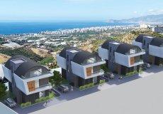 6+1 villa for sale, 315 m2, 3000m from the sea in Kargicak, Alanya, Turkey № 4945 – photo 2