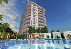 1+1, 2+1 development project 600m from the sea in Alanyas center, Alanya, Turkey № 4951 – photo 2