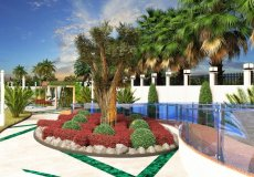 1+1, 2+1 development project 600m from the sea in Alanyas center, Alanya, Turkey № 4951 – photo 4