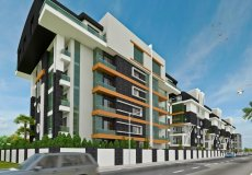 1+1, 2+1, 3+1, 4+1 development project 850m from the sea in Oba, Alanya, Turkey № 4954 – photo 6