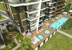 1+1, 2+1, 3+1, 4+1 development project 850m from the sea in Oba, Alanya, Turkey № 4954 – photo 4