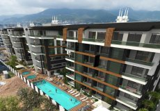 1+1, 2+1, 3+1, 4+1 development project 850m from the sea in Oba, Alanya, Turkey № 4954 – photo 3