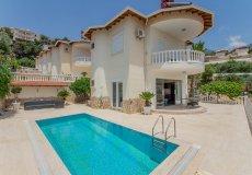 3+1 villa for sale, 148 кв.м. m2, 3500m from the sea in Tepe, Alanya, Turkey № 4943 – photo 1