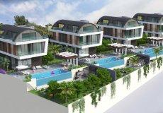6+1 villa for sale, 315 m2, 3000m from the sea in Kargicak, Alanya, Turkey № 4945 – photo 1